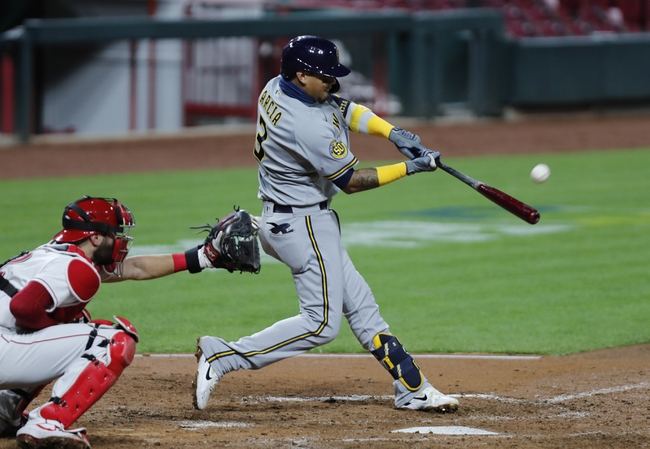 Cincinnati Reds vs. Milwaukee Brewers - 9/23/20 MLB Pick, Odds, and Prediction