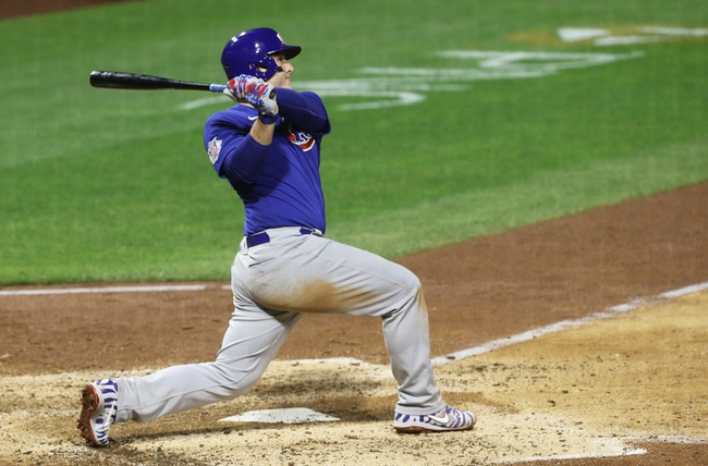 Pittsburgh Pirates vs. Chicago Cubs - 9/23/20 MLB Pick, Odds, and Prediction
