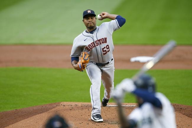 Dana Lane's Houston Astros vs Seattle Mariners 'Oddsmaker Mistake'