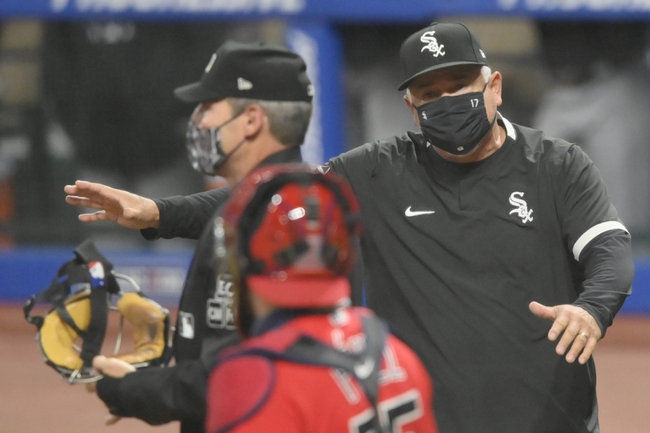 Chicago White Sox at Cleveland Indians - 9/23/20 MLB Picks and Prediction