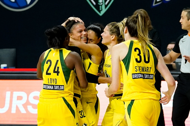 Seattle Storm vs. Minnesota Lynx - 9/24/20 WNBA Pick, Odds, and Prediction