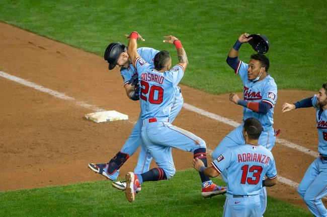Minnesota Twins vs. Detroit Tigers - 9/23/20 MLB Pick, Odds, and Prediction