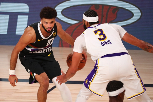 Los Angeles Lakers at Denver Nuggets - 9/24/20 NBA Picks and Prediction