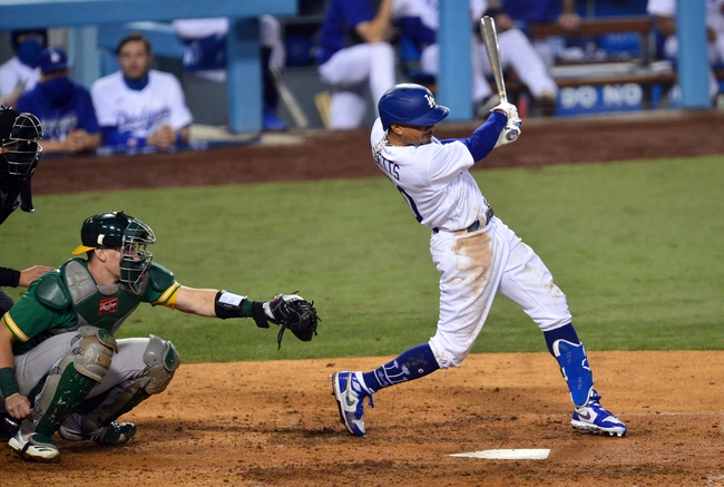 Los Angeles Dodgers vs. Oakland Athletics - 9/23/20 MLB Pick, Odds, and Prediction