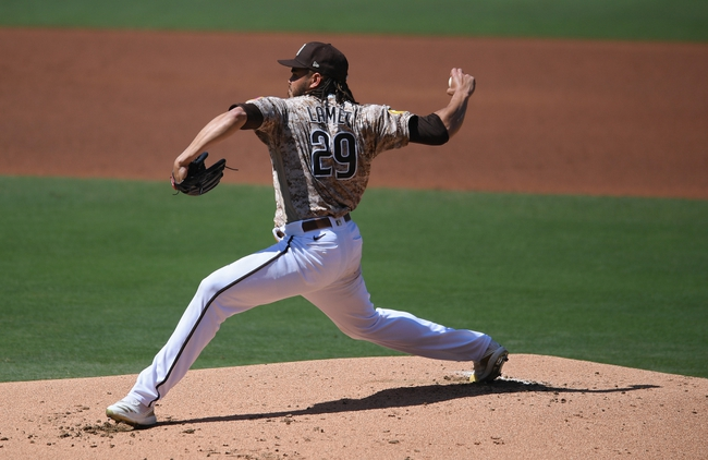 San Francisco Giants vs. San Diego Padres Game 1 - 9/25/20 MLB Pick, Odds, and Prediction