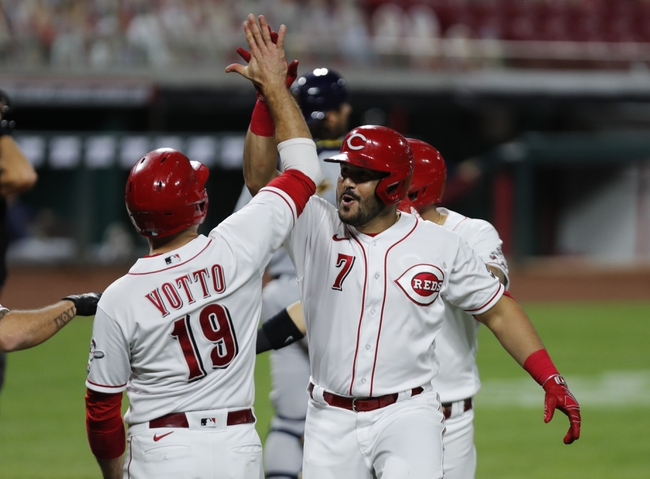 Milwaukee Brewers at Cincinnati Reds - 9/23/20 MLB Picks and Prediction