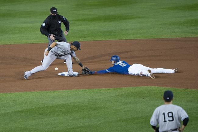 New York Yankees at Toronto Blue Jays - 9/24/20 MLB Picks and Prediction