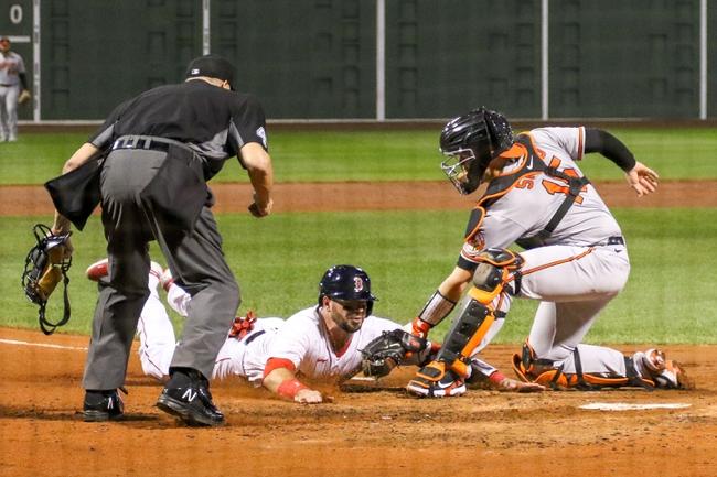Baltimore Orioles at Boston Red Sox - 9/24/20 MLB Picks and Prediction