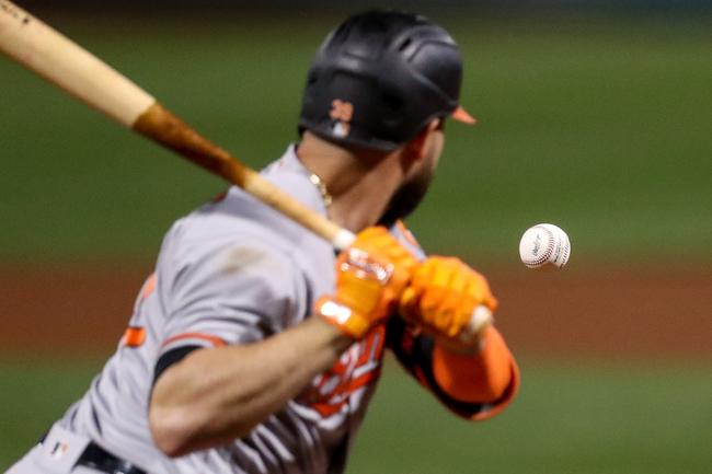 Boston Red Sox vs. Baltimore Orioles - 9/24/20 MLB Pick, Odds, and Prediction