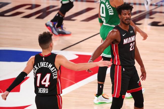 NBA Pick: Boston Celtics vs. Miami Heat Game 5 - 9/25/20 NBA Prediction and Odds