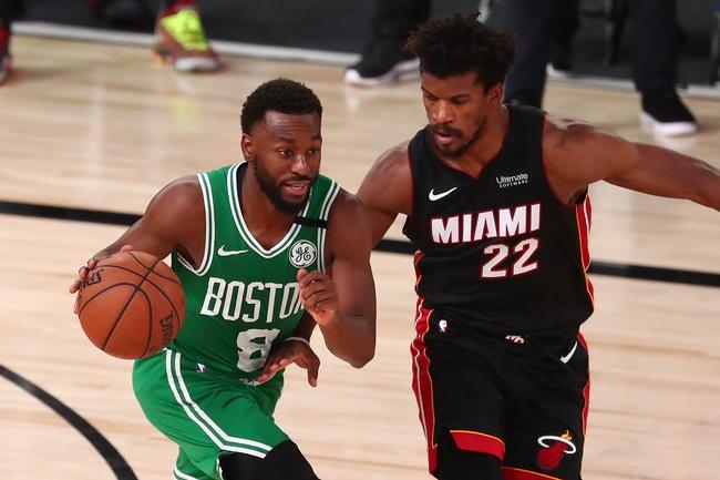 Miami Heat at Boston Celtics - 9/25/20 NBA Picks and Prediction