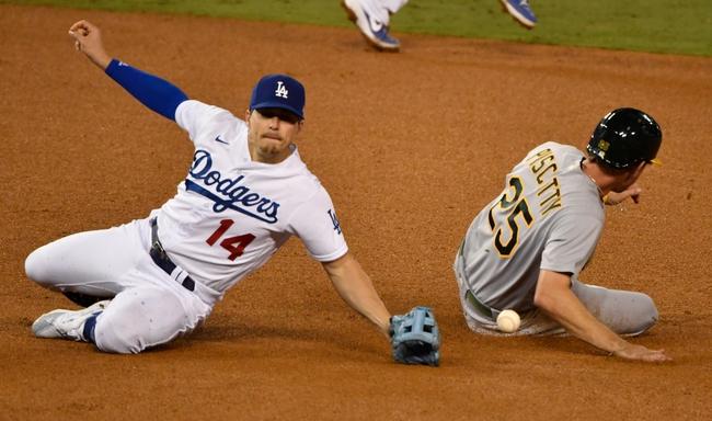 Los Angeles Dodgers vs. Oakland Athletics - 9/24/20 MLB Pick, Odds, and Prediction