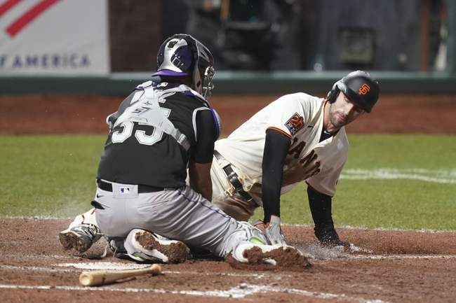 San Francisco Giants vs. Colorado Rockies - 9/24/20 MLB Pick, Odds, and Prediction