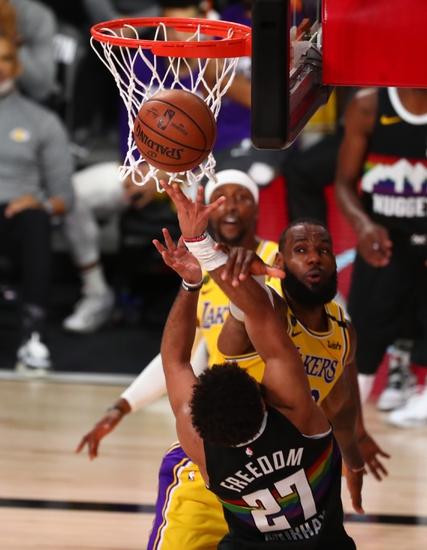 Tony T's Nuggets vs. Lakers ATS SIDE 9-26-2020