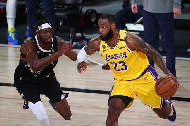 Los Angeles Lakers vs. Denver Nuggets - NBA Picks, Odds, and Prediction 9/26/20