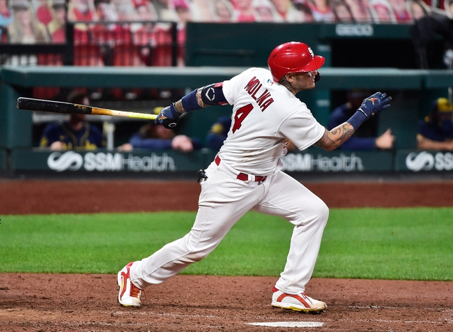 Milwaukee Brewers vs. St. Louis Cardinals Game 2 - 9/25/20 MLB Pick, Odds, and Prediction