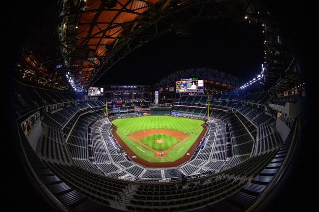 Texas Rangers vs. Houston Astros - 9/25/20 MLB Pick, Odds, and Prediction