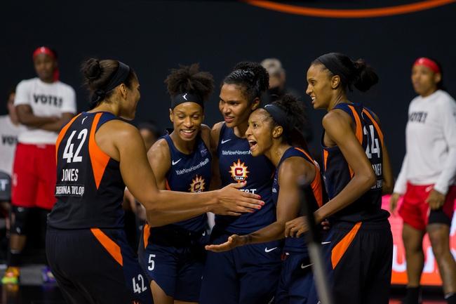 Las Vegas Aces vs. Connecticut Sun WNBA Picks, Odds, and Prediction 9/27/20