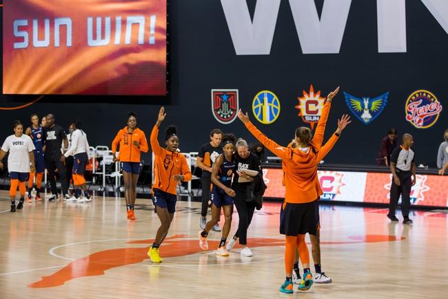 Las Vegas Aces vs. Connecticut Sun WNBA Picks, Odds, and Prediction 9/29/20