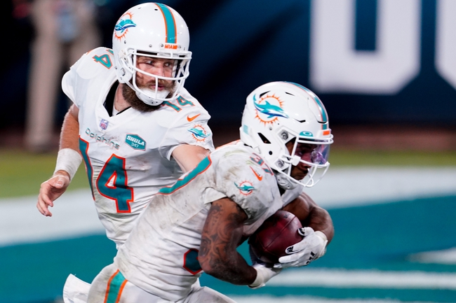 ATS Pick: Miami Dolphins vs. Seattle Seahawks NFL Picks,  Predictions 10/4/20