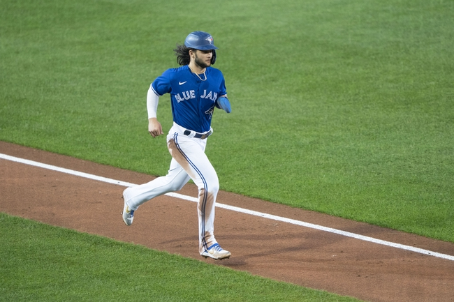 MLB Picks: Baltimore Orioles at Toronto Blue Jays - 9/26/20