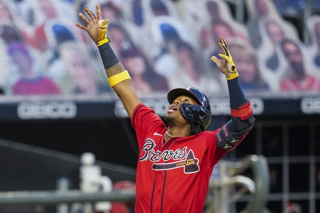 Dana Lane's Boston Red Sox vs. Atlanta Braves MLB 'Premium' Selection