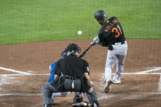 Dana Lane's Baltimore Orioles vs. Toronto Blue Jays MLB 'Table Setter'