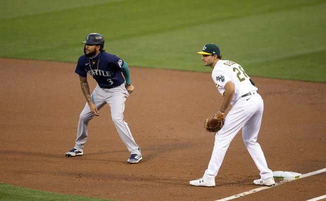 MLB Picks: Oakland Athletics vs. Seattle Mariners Game 1 9/26/20