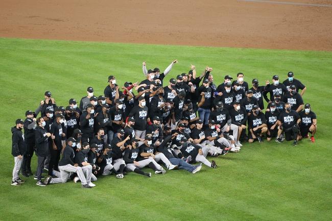 Miami Marlins at New York Yankees 9/26/20 MLB Picks and Prediction