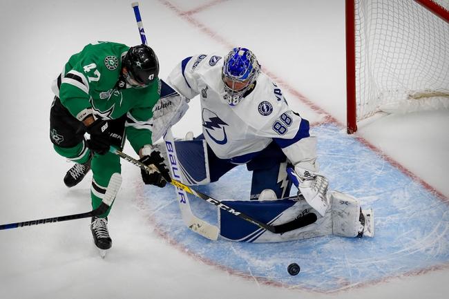 Tampa Bay Lightning vs. Dallas Stars 9/26/20 NHL Pick, Odds, and Prediction