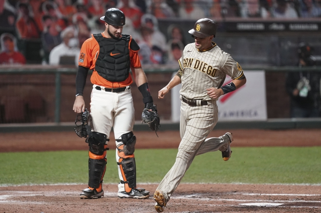 San Diego Padres at San Francisco Giants: MLB Picks and Prediction 09/26/20