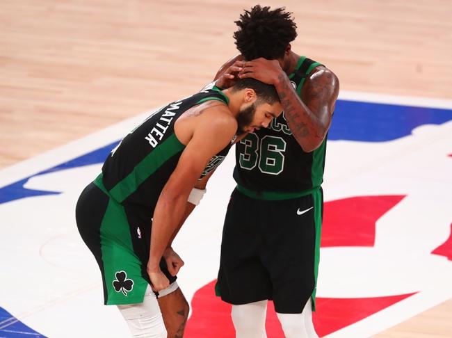 Miami Heat vs. Boston Celtics - 9/27/20 NBA Pick, Odds, and Prediction