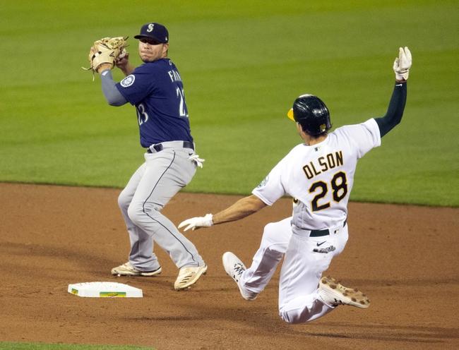 Dana Lane's Oakland Athletics vs. Seattle Mariners Game Two 'Upper Class' Winner