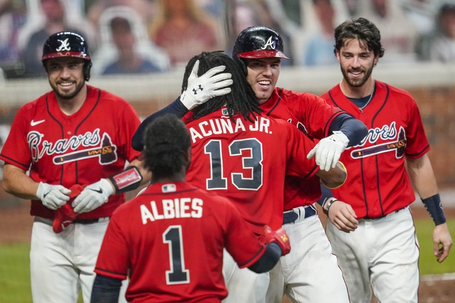 MLB Picks: Boston Red Sox at Atlanta Braves 9/26/20