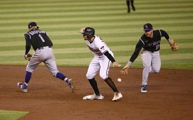 Colorado Rockies at Arizona Diamondbacks: MLB Picks and Prediction 09/26/20