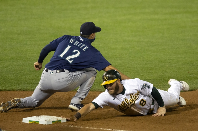 MLB Picks: Oakland Athletics at Seattle Mariners Game 2- 9/26/20
