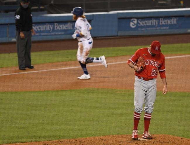 Los Angeles Angels at Los Angeles Dodgers: MLB Picks and Prediction 09/26/20
