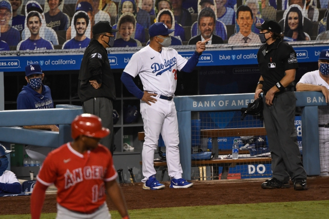 Los Angeles Dodgers vs. Los Angeles Angels MLB Picks, Odds and Prediction 9/26/20