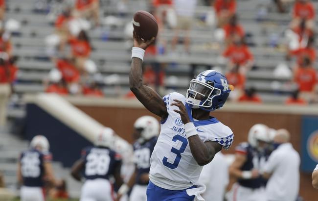 SEC Picks: Kentucky vs. Ole Miss College Football Picks, Predictions 10/3/20