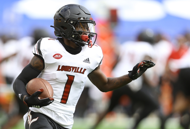 Cancelled: Virginia vs Louisville College Football Picks, Odds, Predictions 11/7/20
