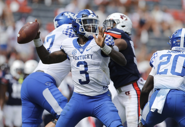 Kentucky at Tennessee: 10/17/20 College Football Picks and Prediction