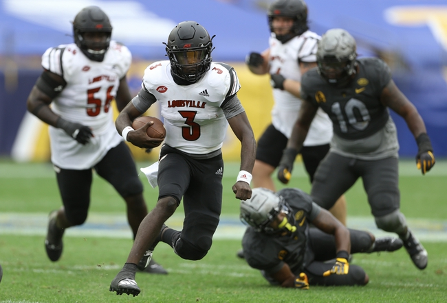 Virginia Tech at Louisville 10/31/20 College Football Picks and Prediction