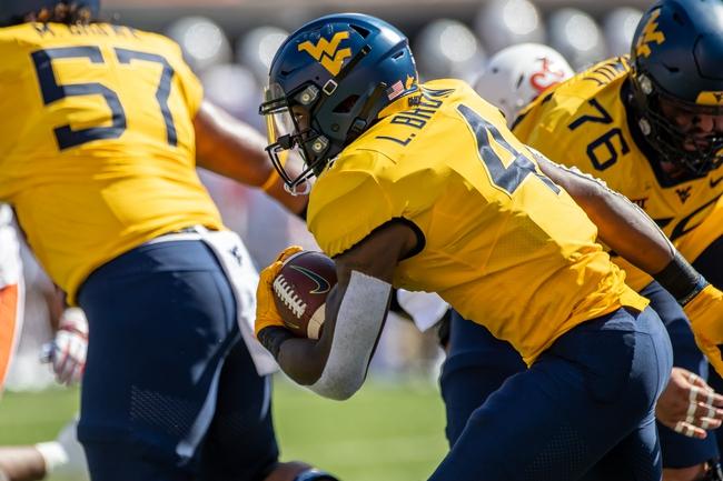 Kansas at West Virginia: 10/17/20 College Football Picks and Prediction
