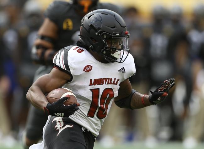 College Football Picks: Louisville at Georgia Tech 10/9/20 Predictions