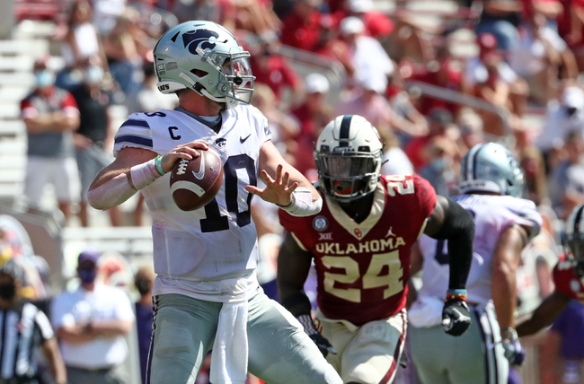 Big 12: Texas Tech at Kansas State: 10/3/20 College Football Picks and Prediction