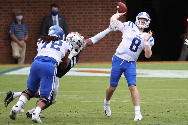 Cfb Picks Duke Vs Virginia Tech College Football Picks Odds Predictions 10 3 20 Sports Chat Place