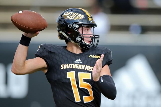 ATS Picks: Southern Miss vs FAU College Football Picks, Predictions 10/10/20