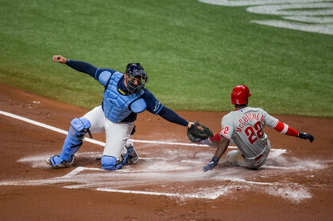 Philadelphia Phillies at Tampa Bay Rays: MLB Picks and Prediction 9/27/20