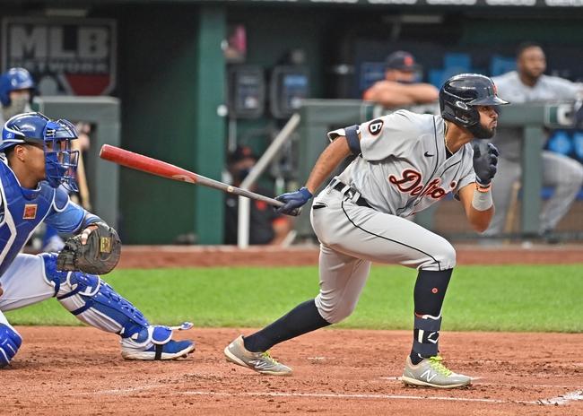 Detroit Tigers at Kansas City Royals 9/27/20 MLB Picks and Prediction