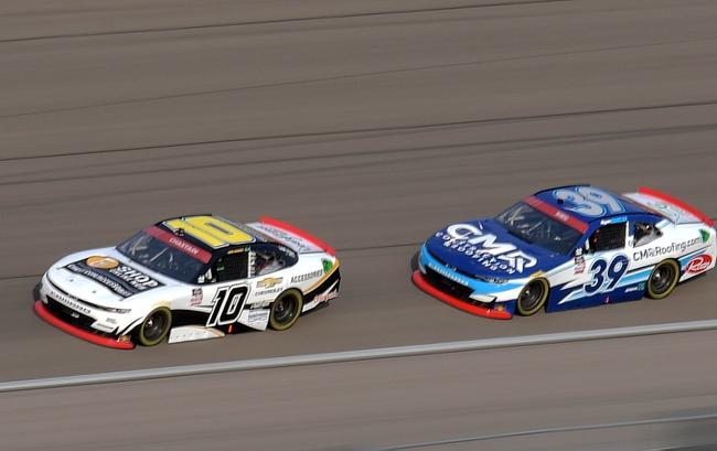Jeter's NASCAR Xfinity Kansas Lottery 300 Outright Winner